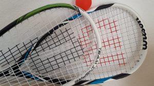 Squash racket nybegynner
